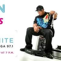 Latin Night with La Mega 97.1fm Orlando's DJ Dynamite