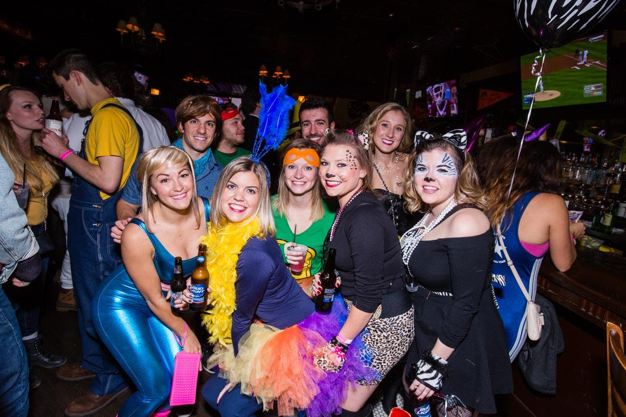 Halloween Party/Costume Contest in Indianapolis at The Sinking