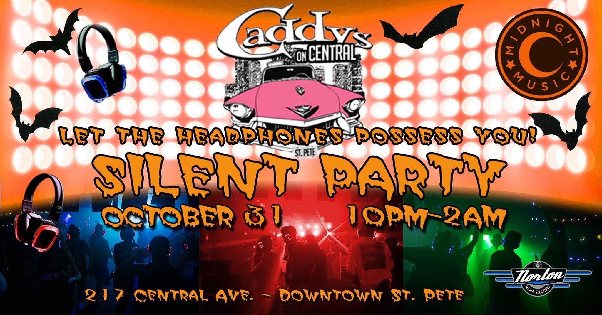 Halloween Night Silent Party