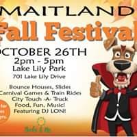 Maitland Fall Festival