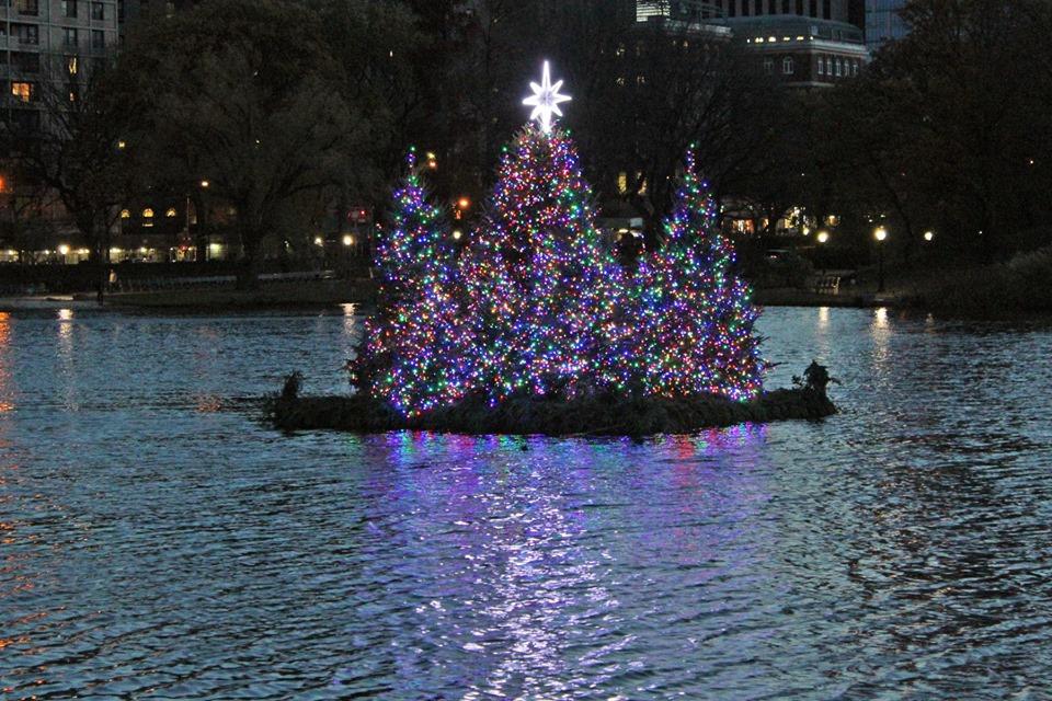 Central Park Christmas 2021 Central Park Christmas Tree Lighting 2019 New York City Ny Nov 29 2019 5 30 Pm