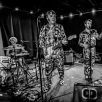 Red Elvises at Cocoa Beach Brewing Co.