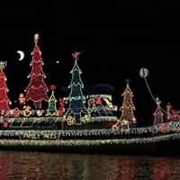 Cocoa Beach Christmas Boat Parade 2019