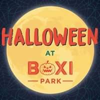 Boxi Park's Halloween Monster Mash Dance Bash with DJ ET