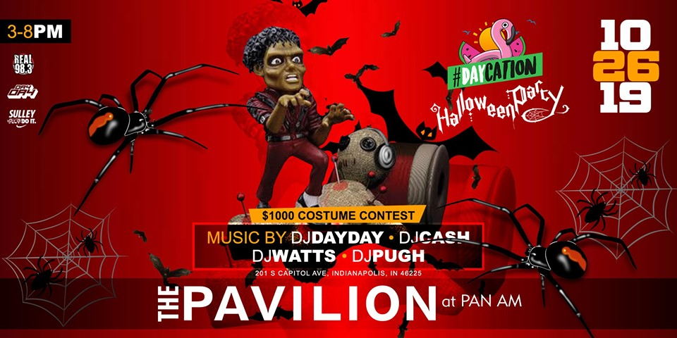 Halloween Daycation Costume Contest in Indianapolis at The