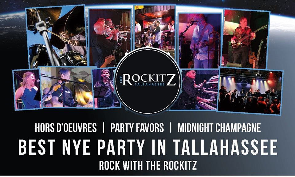 New Year's Eve with The RockitZ !!! The Legion at Lake ...