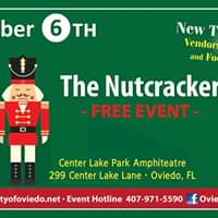 The Nutcracker Performance
