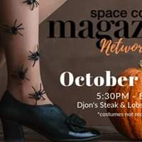SpaceCoast Magazines Halloween Networking Event