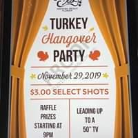 Turkey Hangover Party