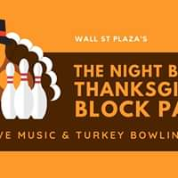 The Night Before Thanksgiving Block Party