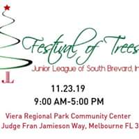 Junior League of South Brevard's 35th Annual Festival of Trees