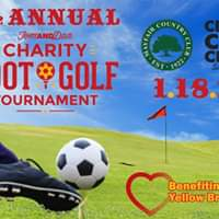 Tom and Dan Charity Foot Golf Tournament