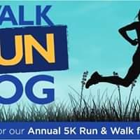 5K Run & Walk for RA - 2020