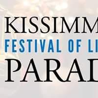 Kissimmee Festival Of Lights Christmas Parade