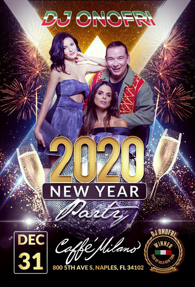 New Year's Eve, Fort Myers FL - Dec 31, 2019 - 4:00 PM