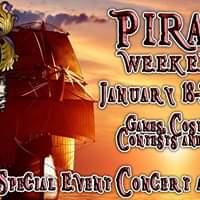 Pirate Weekend at Brevard Renaissance Fair