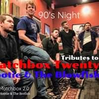 Matchbox 20 Hootie Blowfish Tribute at Iron Oak Post Melbourne
