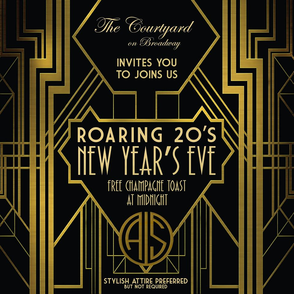 Roaring 20s New Years Eve Celebration, North Central ...