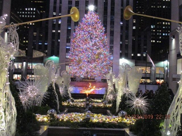 Christmas Evecelebrations In Nyc 2020 2019 2020 Holidays & New Year's Eve celebrations, New York City NY