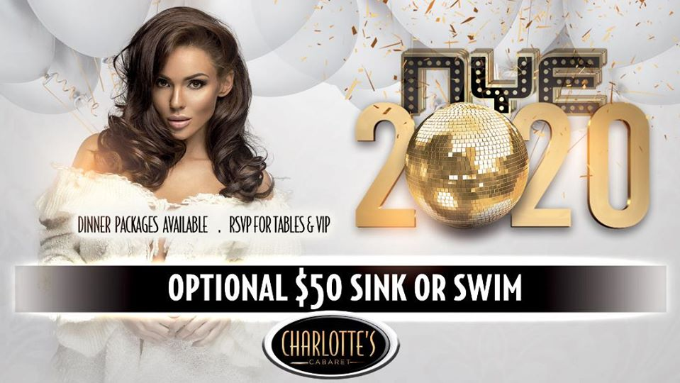 New Year's Eve at Charlotte's, Tampa FL - Dec 31, 2019 - 7 ...