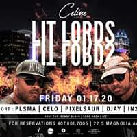 Lit Lords at Celine Orlando | Fri 01.17.20