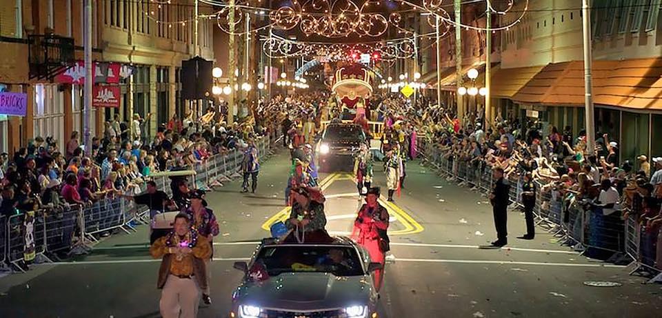 Ybor Christmas Parade 2020 Ybor City Knight Parade Rock Concert   Scream Machine Band, Tampa