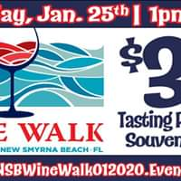 Flagler Avenue Wine Walk - January 2020