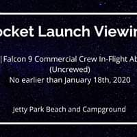 Falcon 9 Commercial Crew In-Flight Abort Mission