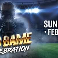 Big Game Celebration!