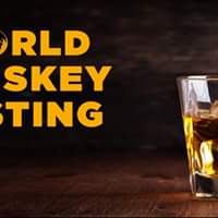 World Whiskey Tasting