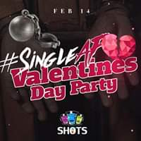 The Single AF Orlando Valentines Party