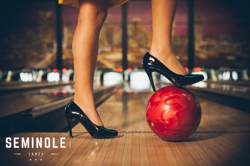 Ladies Bowl Free Wednesdays at Sunrise Lanes- Canceled