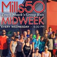 Weekly Midweek Group Run