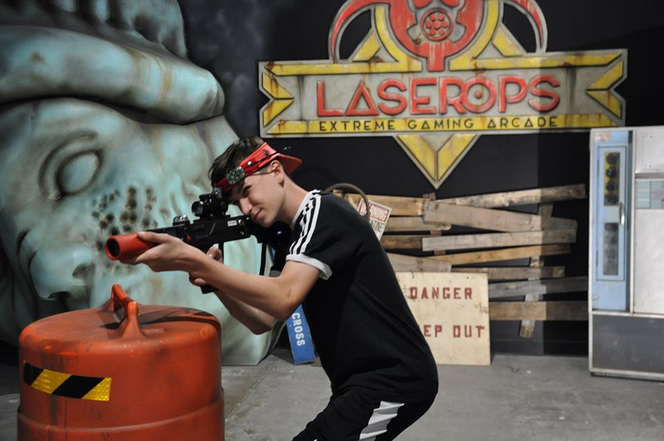 $10 Laser Tag @ Laser Ops
