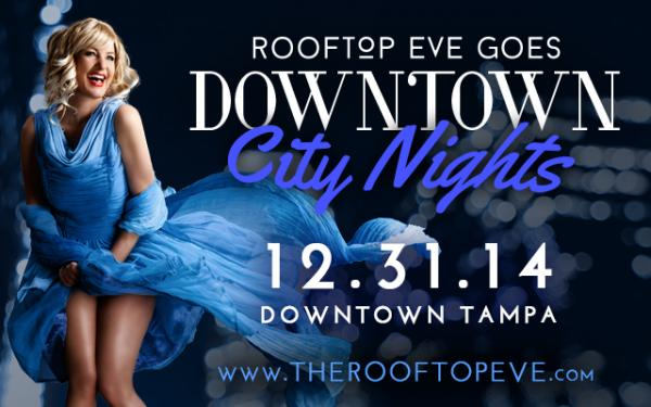 The Rooftop Eve 2015 - City Nights
