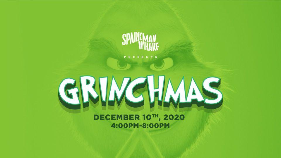 Grinchmas at Sparkman Wharf
