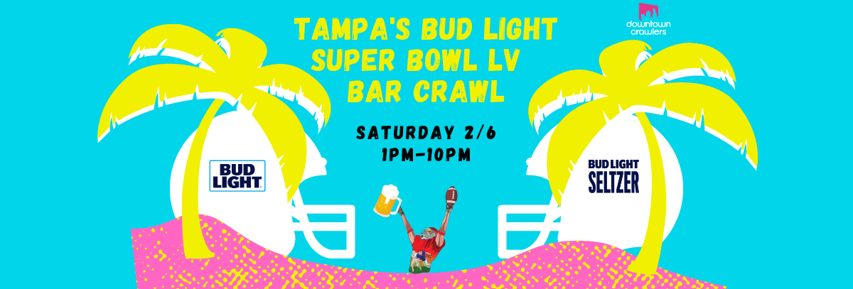 Tampa's Big Game Bar Crawl #2