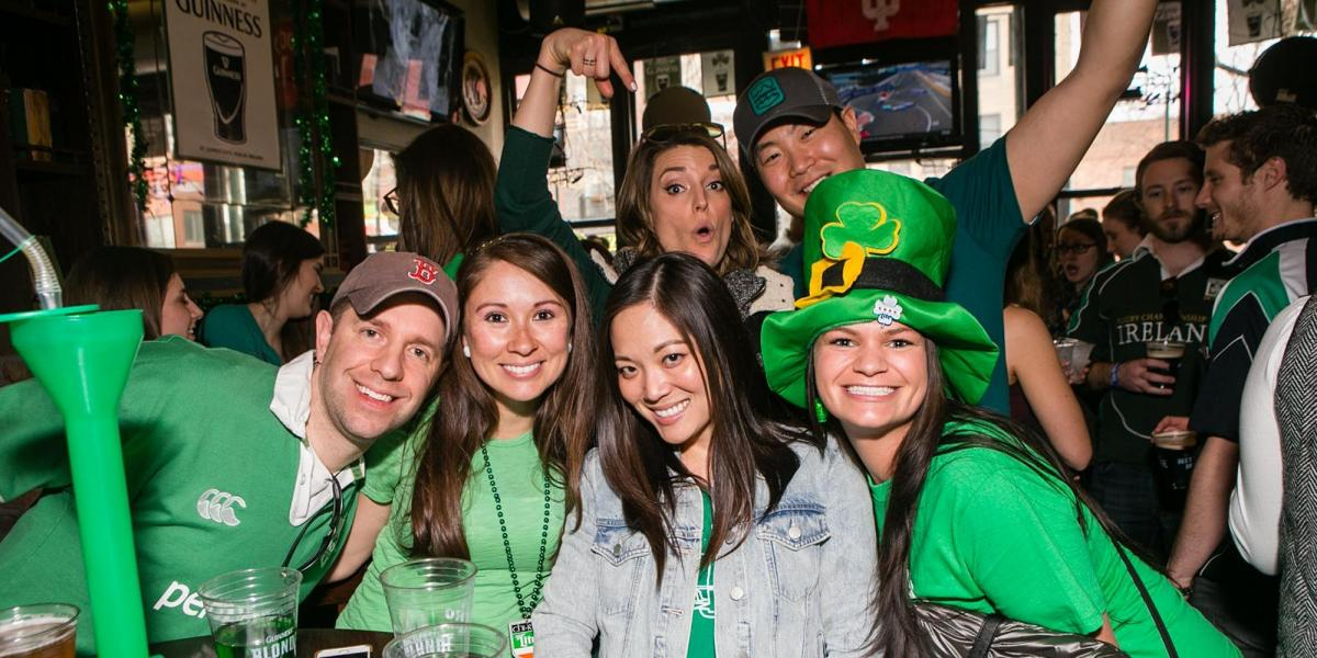 2021 Chicago St Patrick's Day Bar Crawl