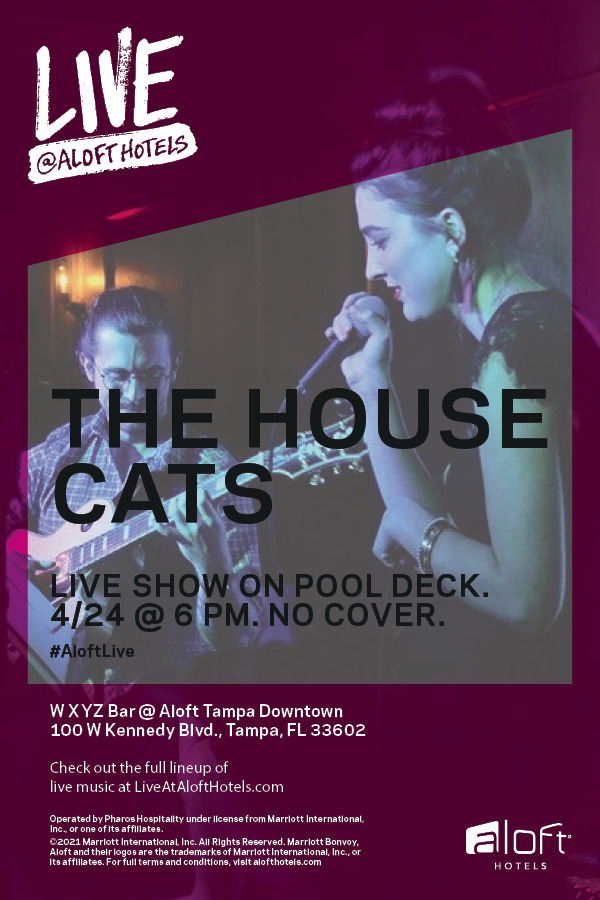 Live Music with The House Cats