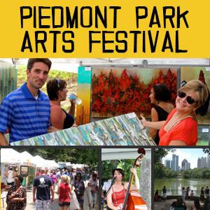 Piedmont Park Arts Festival 2021
