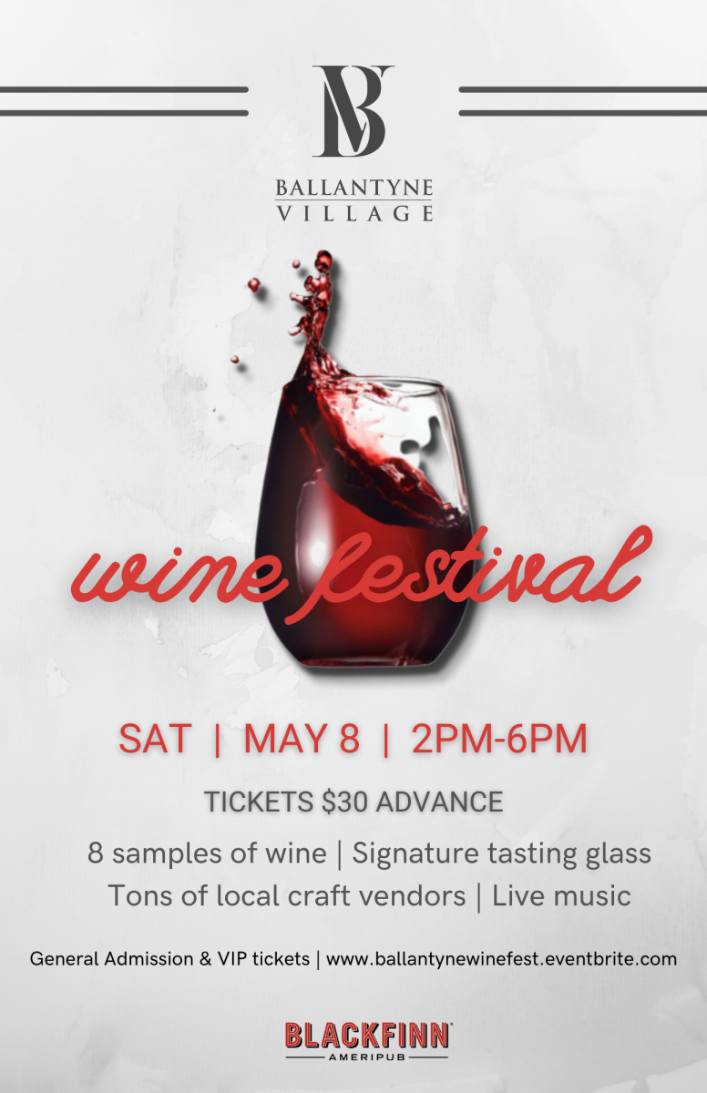 Ballantyne Village Wine Festival
