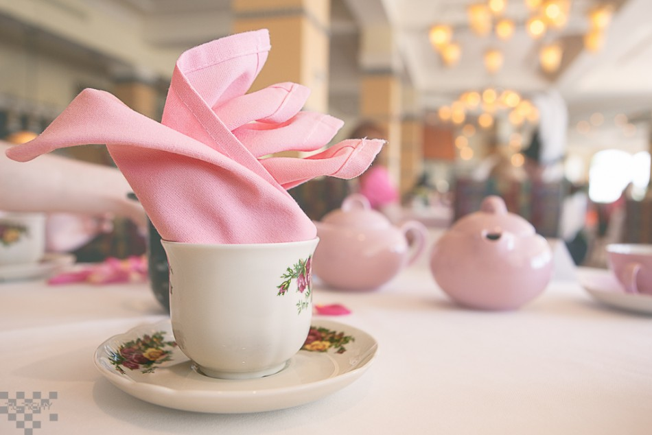 4th Annual Princess Tea Party