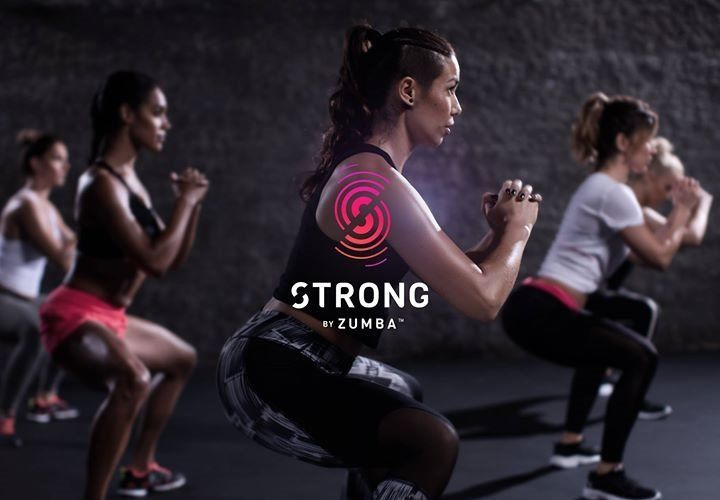 STRONG by Zumba™ with Studio Jear Group Fitness - Satellite Location JJVA