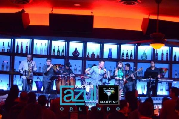 Blue martini clearwater