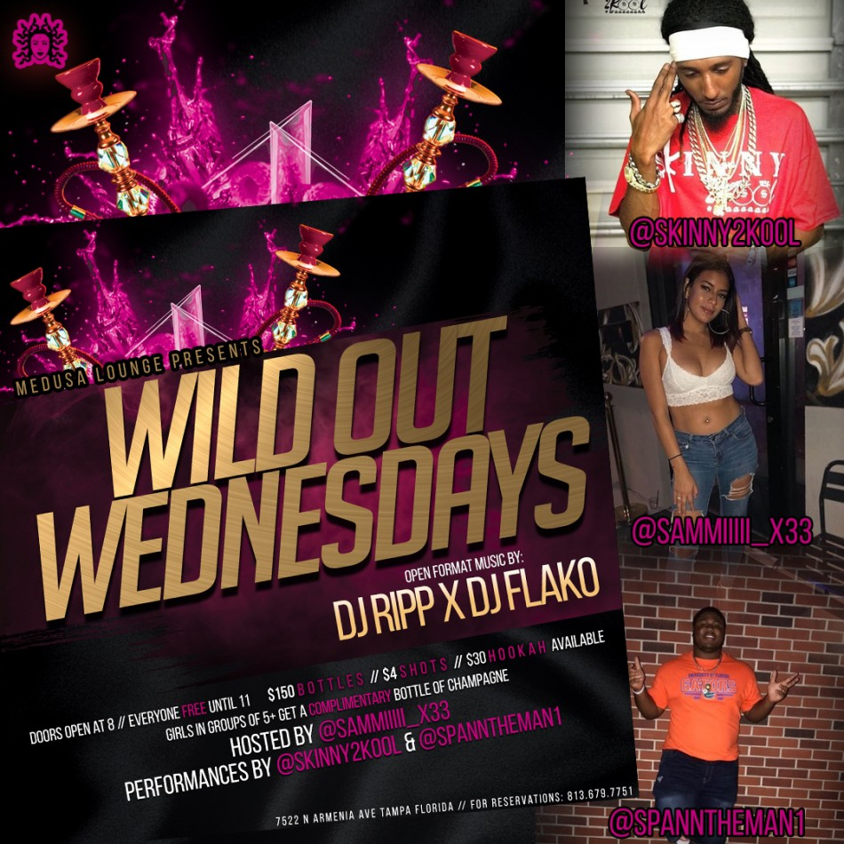 WiLD OUT WEDNESDAYS 05.15.19