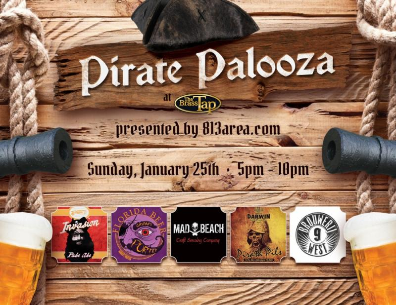 Pirate Palooza 2015