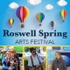 Roswell Spring Arts and Craft Festival 2020