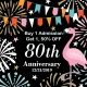 Celebrate Sarasota Jungle Gardens 80 Years!