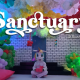 Rainbow Vomit Invites Guests to Escape in the Sanctuary