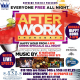 Afterwork thursdays @sall restaurant & lounge sept 5th